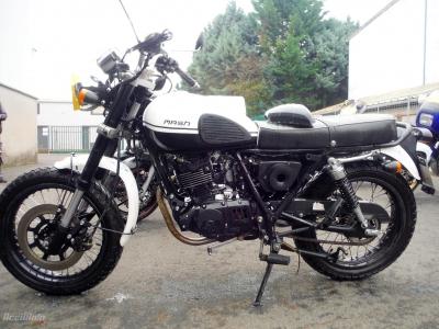 afeb0d4dacd MASH QM 125 (Motor bike Damaged)