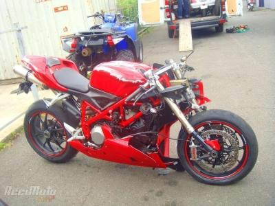 DUCATI 1098 1098 Accidentée