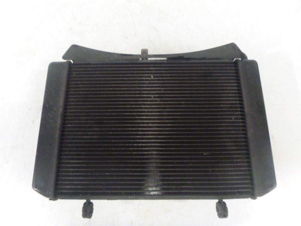 Ensemble des pi ces disponibles radiateur d 39 eau central suzuki gsr 600 2008 2010 - Grille de radiateur gsr 600 ...