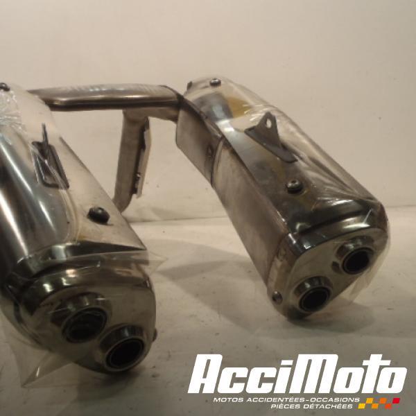 Exhaust silencers/Mufflers (origin)