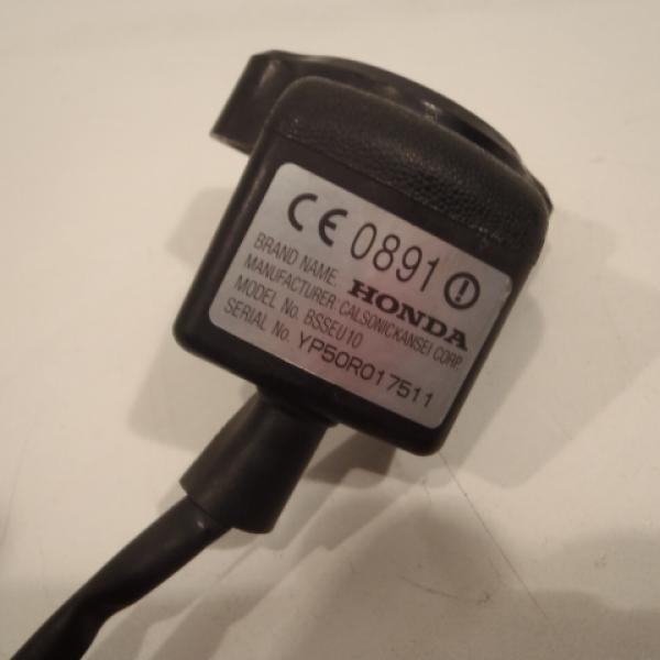 antenne émettrice (transpondeur)