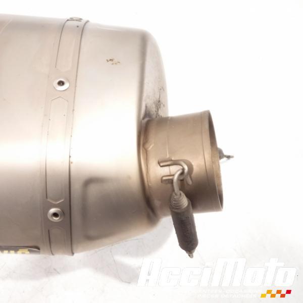 Exhaust silencers/Mufflers (adjustable)
