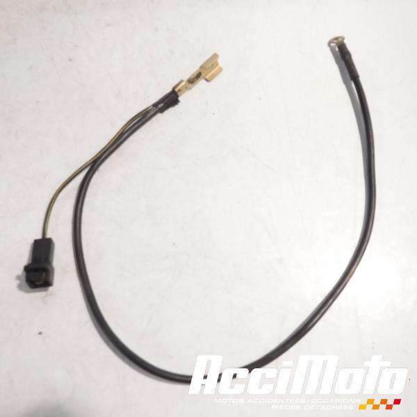 cable de batterie négatif (-)