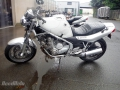 moto accidentee YAMAHA XJ600 XJ 600