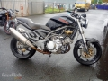 moto accidentee CAGIVA RAPTOR