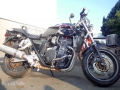 moto accidentee HONDA CB1000 BIG ONE
