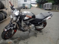 moto accidentee HONDA HORNET CB600F