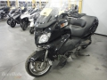 moto accidentee SUZUKI BURGMAN 650