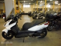 moto accidentee KYMCO DINK STREET 300