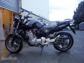 moto accidentee HONDA CBF500 N