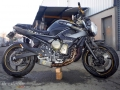 moto accidentee YAMAHA XJ6