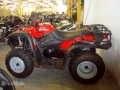 moto accidentee KYMCO ( QUAD ) MXU 465