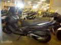 moto accidentee KYMCO XCYTING500 X CYTING 500