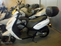 moto accidentee PEUGEOT KISBEE 50