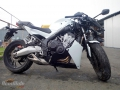 moto accidentee HONDA CBR650 F
