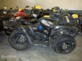moto accidentee YAMAHA ( QUAD ) GRIZZLY 550 FI