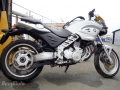 moto accidentee BMW F650 CS SCARVER
