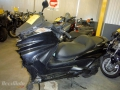 moto accidentee YAMAHA MAJESTY 400