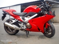 moto accidentee HONDA VFR800 VTEC (DEPUIS 2002)