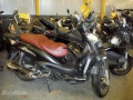 moto accidentee PIAGGIO BEVERLY 500