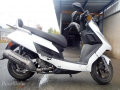 moto accidentee KYMCO GRAND DINK 125