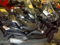 moto accidentee PIAGGIO MP3 250 MP3250