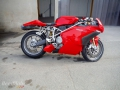 moto accidentee DUCATI 999