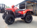 moto accidentee PAOLETTI ( QUAD ) KINGQUAD 700