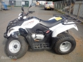 moto accidentee KYMCO ( QUAD ) MXU 50