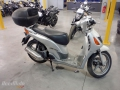 moto accidentee HONDA SH125