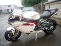 moto accidentee MV AGUSTA F4 1000 1000F4