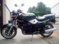moto accidentee TRIUMPH TRIDENT 750