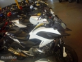 moto accidentee HONDA NC700 S