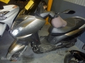 moto accidentee PEUGEOT CITYSTAR 50