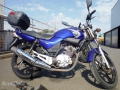 moto accidentee YAMAHA YBR125 YBR 125