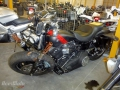 moto accidentee HARLEY DAVIDSON DYNA SUP