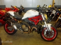 moto accidentee DUCATI MONSTER 821 DARK