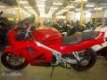 moto accidentee HONDA VFR750 VFR 750