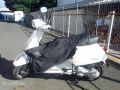 moto accidentee PIAGGIO SUPERLX125 SUPERLX 125
