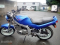 moto accidentee SUZUKI GS500 GS 500