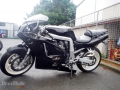 moto accidentee SUZUKI GSXR 750 GSXR750 750GSXR
