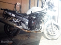 moto accidentee SUZUKI GSXF 1250 FA
