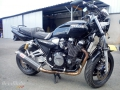 moto accidentee YAMAHA XJR 1300