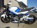 moto accidentee SUZUKI GLADIUS 650 SFV
