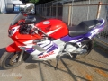 moto accidentee HONDA NSR 125 NSR125
