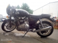 moto accidentee TRIUMPH THRUXTON