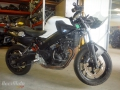 moto accidentee BMW F800 R
