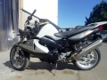 moto accidentee BMW F800 ST