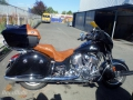 moto accidentee INDIAN MOTORCYCLES ROADMASTER 1800