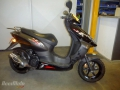 moto accidentee KEEWAY ARN 125